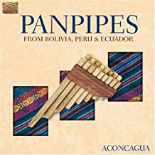 Panpipes from Bolivia Peru &