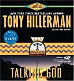 Front cover for the book Talking God by Tony Hillerman