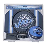 NBA Utah Jazz Slam Dunk Softee Hoop Set