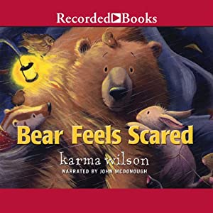 Bear Feels Scared Audiobook