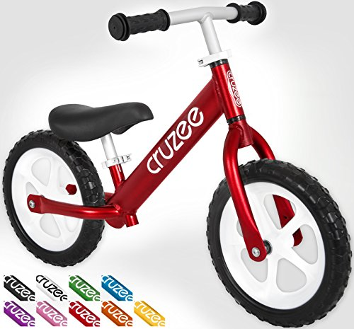 Cruzee UltraLite Balance Bike Years