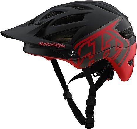 Troy Lee Designs - Casco clásico para Bicicleta de montaña A1 MIPS ...