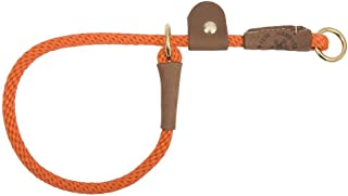 product image for Mendota Pet Pro Trainer Slip Collar - Made in The USA - Orange, 20 inch