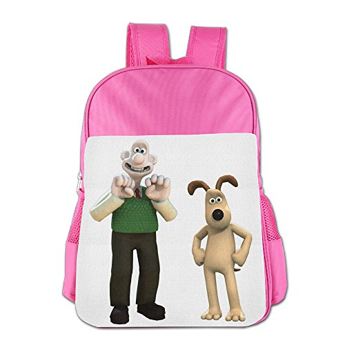 STALISHING Kid's Wallace&Gromit School Bag Backpack