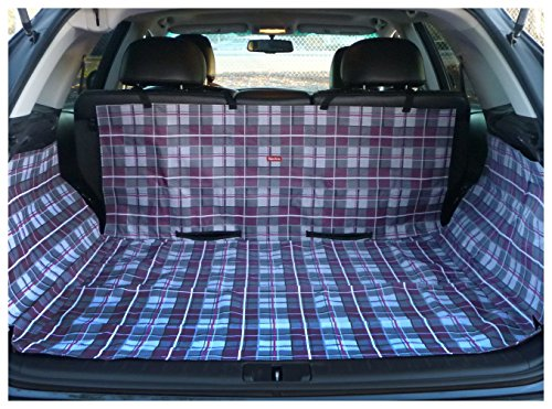 Cargo Cover Pet Car Protector Waterproof ( Plaid ) Review