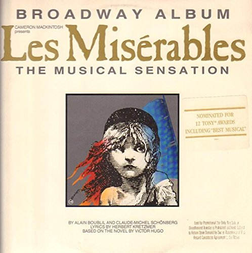 Les Miserables: Original Broadway Cast Recording by Geffen Records