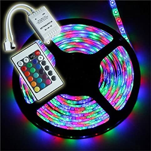 Waterproof led strip lights only led tape without plug waterproof led strip lights only led tape without plug inextstation 5m rgb smd color mozeypictures Images