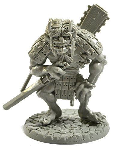 Stonehaven Oni Troll Miniature Figure for 28mm Table top Wargames - Made in USA