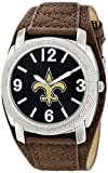 "Game Time Men's ""Defender"" Watch - New Orleans Saints"