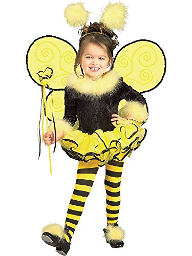 Cute Bumble Bee Child Costume,Small ()