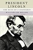 President Lincoln, William Lee Miller, 1400041031