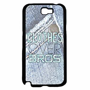 Clothes Over Bros TPU RUBBER SILICONE Phone Case Back Cover Samsung Galaxy Note II 2 N7100