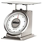 TableTop King 10100S 100 lb. Mechanical Receiving Scale - Stainless Steel (FG10100S)