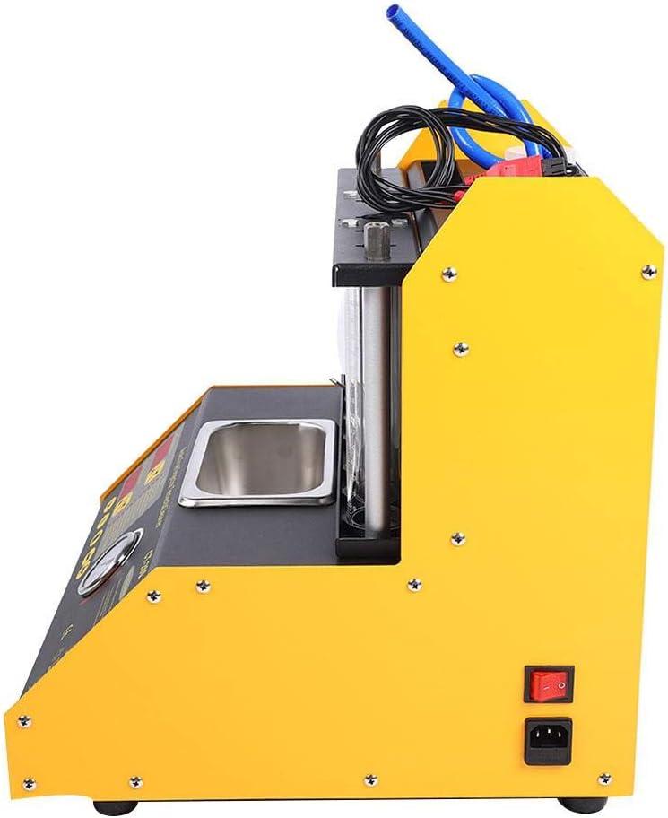 EU Plug Ultraschall Fuel Injector Cleaner Tester 6 Zylinder Unterst/ützung Benzin Motorrad Kfz Kraftstoffreinigung 100-240V kein M/üllhaufen Wirklich gute Qualit/ätsprodukte
