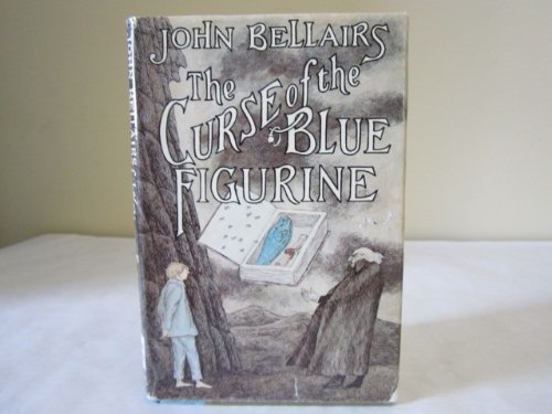 The Curse of the Blue Figurine Hardcover May 1, 1983