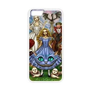 Alice in Wonderland for iPhone 6,6S Plus 5.5 Inch Phone Case Cover A6516