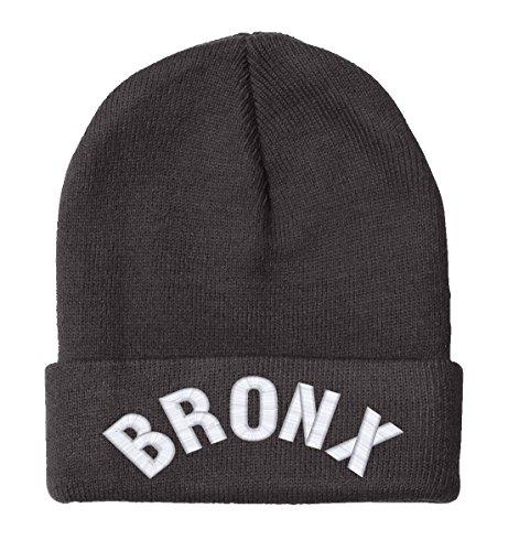 BRONX- Beanie-Black - Mall Chicago Harlem