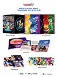 INSIDE OUT (3D Blu-ray + 2D Blu-ray Steelbook) [KimchiDVD Exclusive FULL SLIP A; Region-Free Limited Edition KIMCHI]