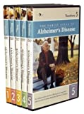 DVD : The Family Guide to Alzheimer's Disease: 5 Volume Set