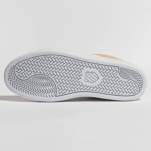 K-Swiss Damen Court Cheswick Sde Sneaker Rosa