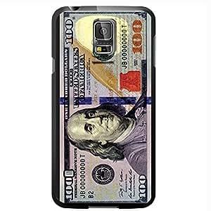 100 Dollar Bill Money Hard Snap on Phone Case (Galaxy s5 V)