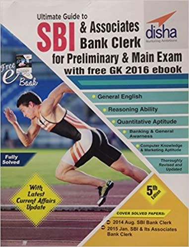 Buy ultimate guide for sbi and associates bank clerk prelim and main buy ultimate guide for sbi and associates bank clerk prelim and main exam with free gk 2016 e book book online at low prices in india ultimate guide for fandeluxe Images