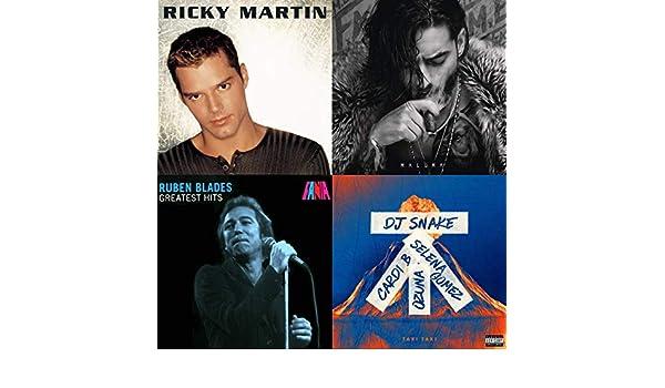 100 clásicos de la Música Latina de Ricardo Montaner, Ana Gabriel ...