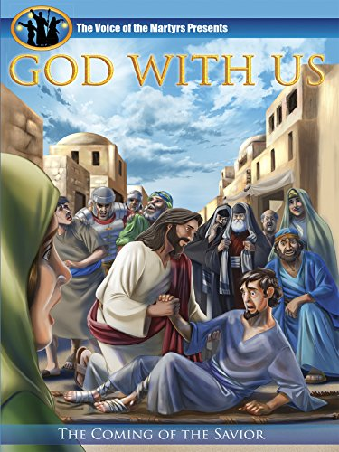 God With Us (Miracle Maker)