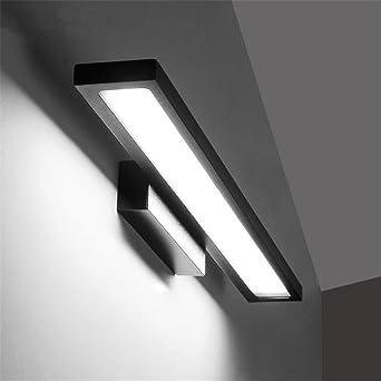 Atmko®Spiegellampe Spiegelleuchte Badezimmer Spiegel Vorne Licht ...