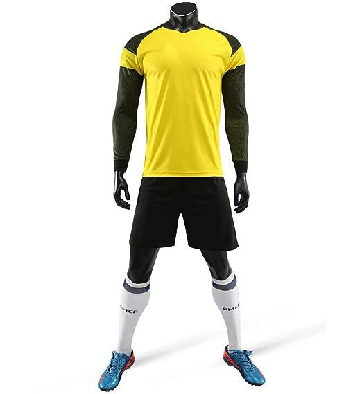 XSSC Niños Adultos fútbol Equipo de Entrenamiento Jersey Traje ...