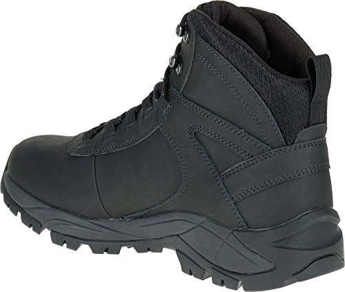 Merrell Vego Mid Leather Waterproof J311538 Mens Shoes Boots Trekking Hiking BLACK (43.5) URtRxME