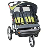 4. Baby Trend Expedition Double Jogger Stroller