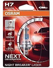 Osram Night Breaker Laser H1 Next Generation Koplamp