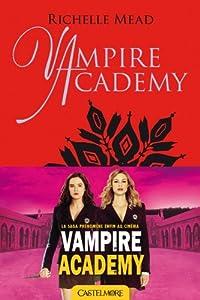 "Afficher ""Vampire academy n° 2 Morsure de glace"""
