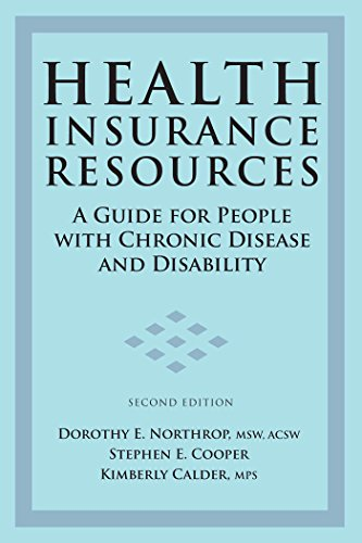 Health Insurance Resources: A Guide for People with Chronic Disease and Disability