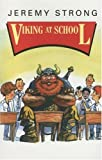 img - for Viking at School (Galaxy Children's Large Print Books) book / textbook / text book