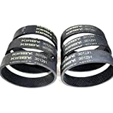 6 geuine Kirby 301291 vacuum cleaner belts
