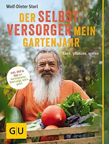 Der Selbstversorger: Mein Gartenjahr / Bild: Amazon.de