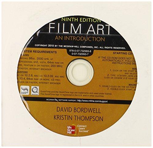 Tutorial CD-ROM to accompany Film Art