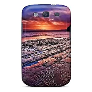 Awesome Don't Miss It Out Flip Case With Fashion Design For Galaxy S3