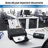 Epson WorkForce DS-860 Color Document Scanner,Black