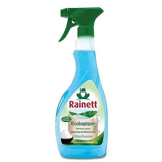 Rainett - Spray ecológico Limpiador de Cocina de bicarbonato ...