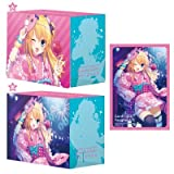 Card Fight !! Vanguard ''Bermuda ¢ cadet Shizuku'' sleeve & deck Holder Set