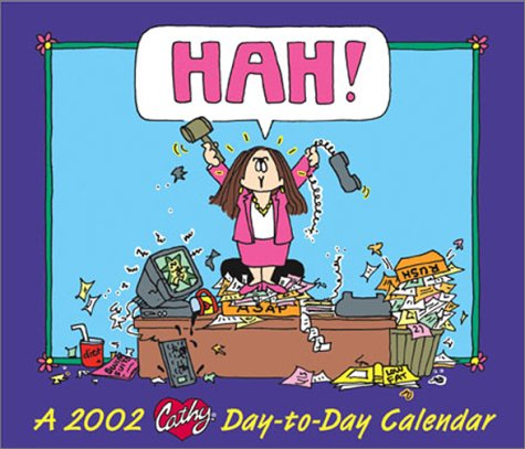 Cathy 2002 Day-To-Day Calendar by