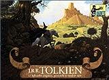Tolkien Magnet Postcard Book, Brothers Hildebrandt Staff, 0762409533
