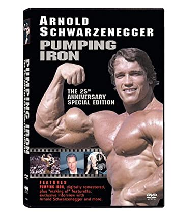 Full arnold schwarzenegger bodybuilding movie pumping iron fitness pause image malvernweather Image collections