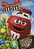 m&m's milk chocolate candies holiday funbook, milk chocolate, 104g