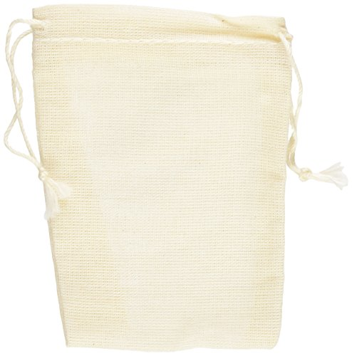 2 75x4 Double Drawstring Cotton Muslin product image
