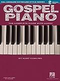Gospel Piano: Hal Leonard Keyboard Style Series Bk/online audio
