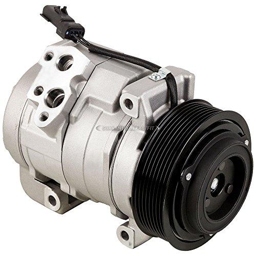 AC Compressor & A/C Clutch For Dodge Ram 6.7 Cummins Diesel 2010 2011 2012 2013 2014 2015 - BuyAutoParts 60-03421NA New (Best Clutch For 6.7 Cummins)